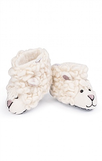 Children's Felt Slippers