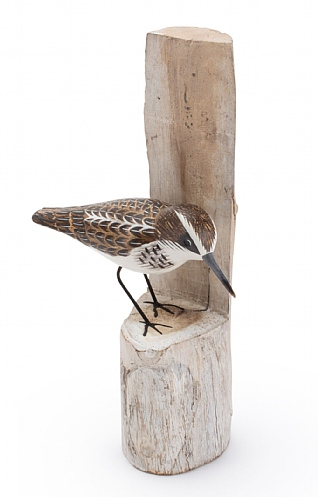 Hand Carved Little Stint