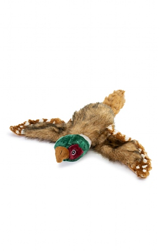 Large Pheasant Dog Toy With Squeaker