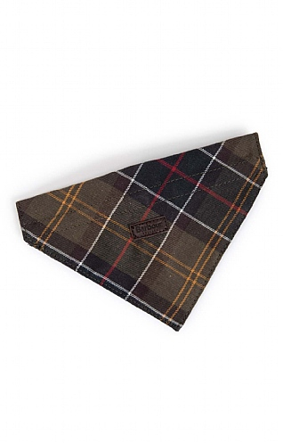 Barbour Dog Bandana