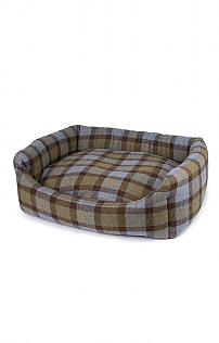 Harris Tweed Large Dog Beds