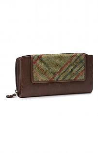 Tweed Organiser Wallet