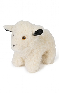 Pure New Wool Toy Sheep