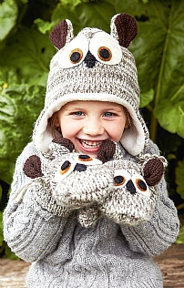 Children's Animal Mitts