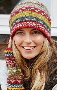 Ladies Wool Beanie