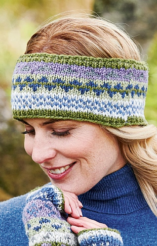 Ladies Finisterre Headband