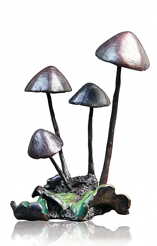 Toadstools by Michael Simpson