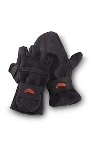 Simms Foldover Fishing Mitts