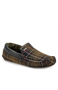 Mens Barbour Monty Slipper