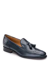 Brogue Tassel Loafer