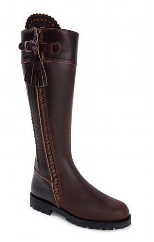 Spanish Riding Boot