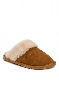 Ladies Sheepskin Mule