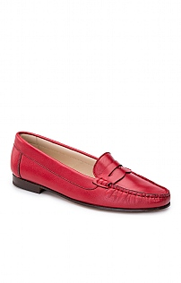 Soft Leather Penny Loafer