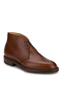 Mens Crockett And Jones Chepstow Leather Boot