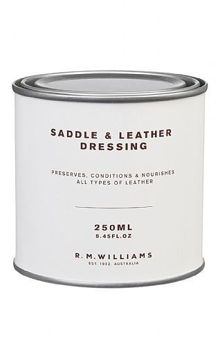 R.M. Williams Saddle Dressing 200G