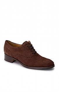 Country Leather Brogue