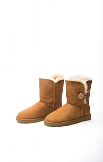 Ladies UGG Classic Button Boot