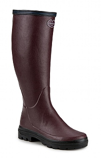 Ladies Cotton Lined Welly