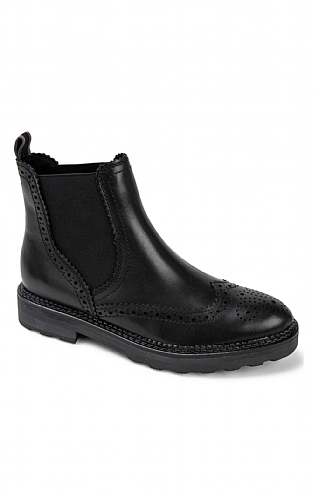 Marco Tozzi Chunky Chelsea Boot