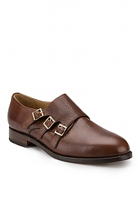 Mens Buckle Shoe