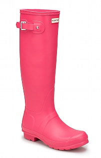 Hunter Original Tall Matt Wellies