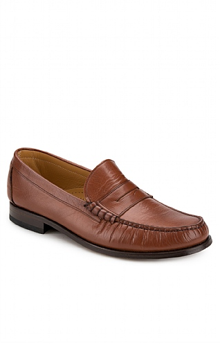 Mens Bruar Penny Loafer