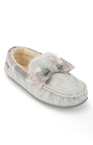 Barbour Sadie Moccasin