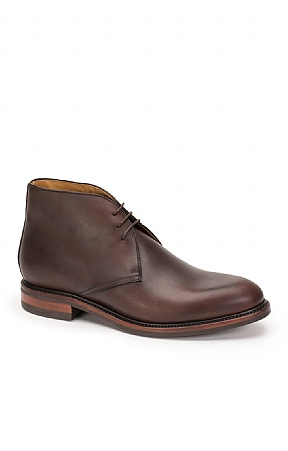Men's Waxy Ankle Boot