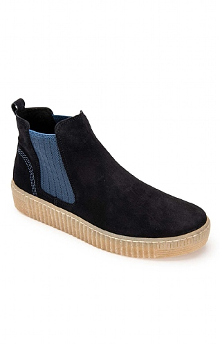 Gabor Chunky Sole Chelsea Boot