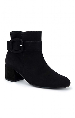 Gabor Side Buckle Ankle Boot