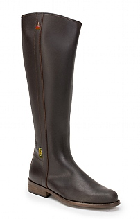 Traditional Leather Riding Boot - Standard Fit
