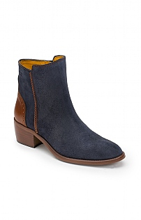 3/4 Suede Ankle Boot