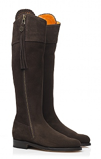 Fairfax & Favor Regina Flat Boot