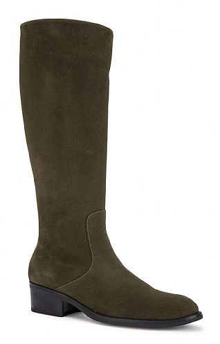 Classic Long Suede Boot