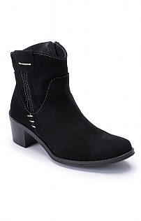 House of Bruar Mid Suede Boot