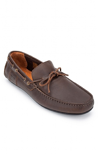 Barbour Eldon Suede Shoes