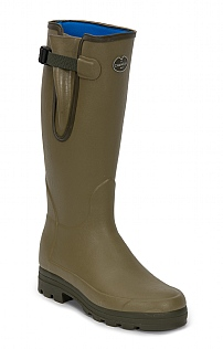 Mens Gusset Neoprene Lined Welly