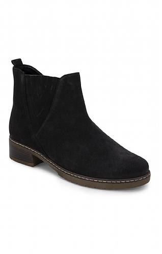9f576fc8d8b794 Gabor Suede Chelsea Boot