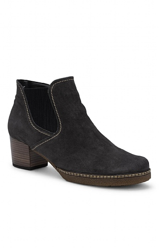 Gabor Contrast Stitch Boot