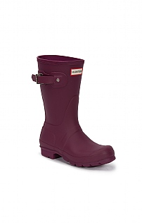 Hunter Original Short Matte Wellies