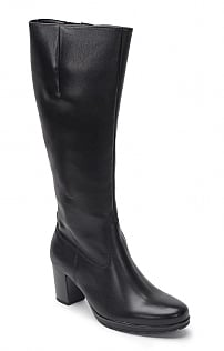 Gabor High Heeled Long Classic Boot