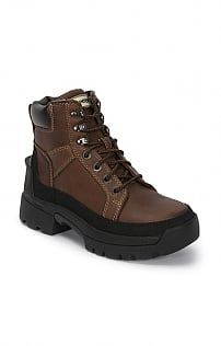 Ladies Balmoral Lace Up Boot