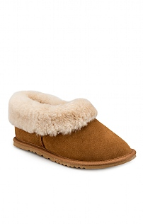Ladies Sheepskin Short Boot