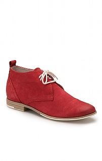 Marco Tozzi Suede Shoe Boot