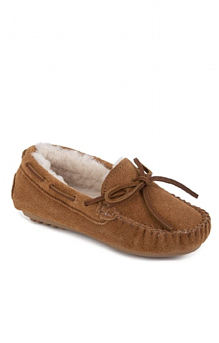 Child's Sheepskin Moccasin