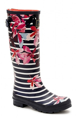 Joules Printed Wellies