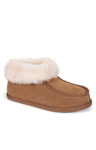 Sheepskin Short Bootie