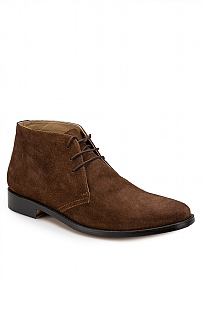 Mens Suede Lace Up Boot