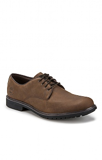 Mens Timberland Plain Toe Oxford Shoe