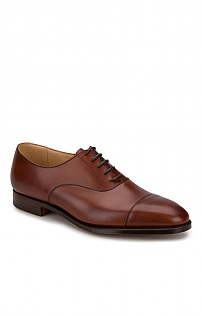 Mens Crockett And Jones Connaught Leather Shoe